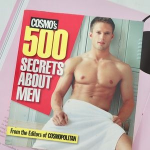 Cosmopolitan's 500 Secrets about Men Hearst Books